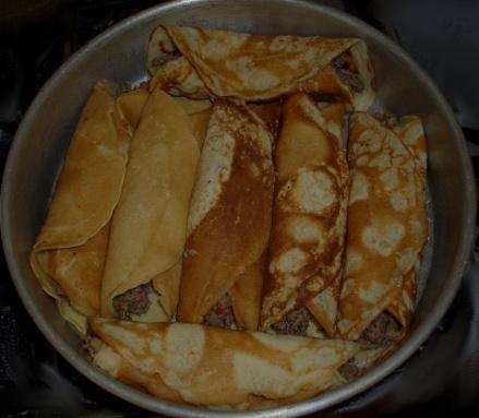 Canelones de carne mis recetas - Fotos de canalones ...