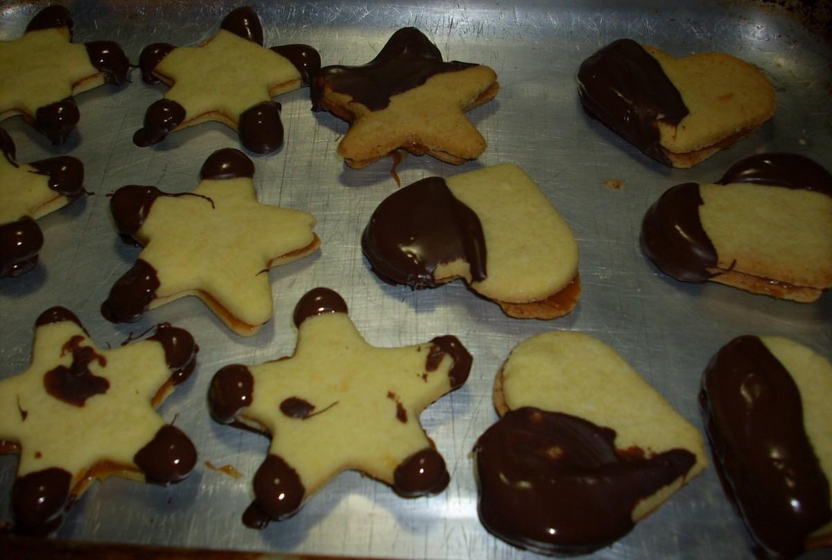 Baño Sencillo De Chocolate ~ Dikidu.com