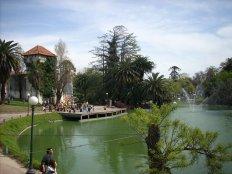 lago parque rodó