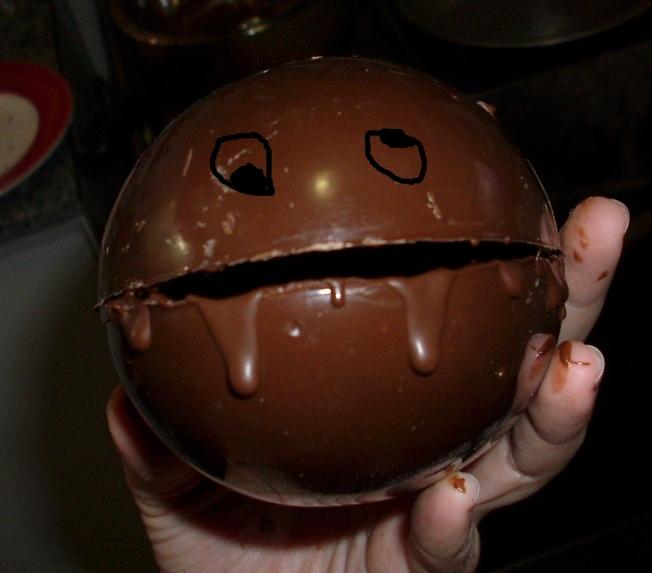 huevo monstruo