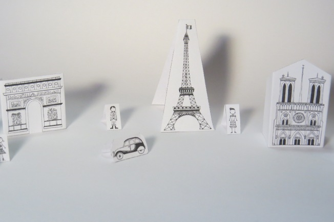 París en papel
