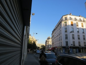 Rue Mirbel, Paris