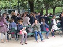 gente en París