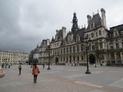 Ayuntamiento París