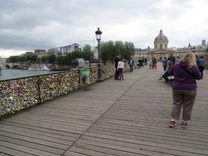 Puente candados