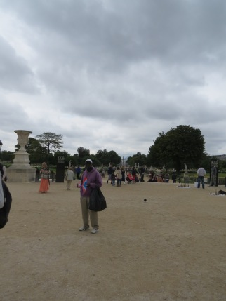 Jardín Tullerías