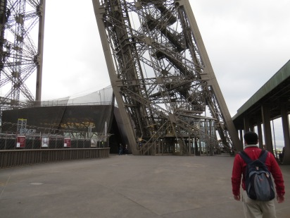 Torre Eiffel primer piso