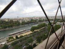 Desde la Torre Eiffell
