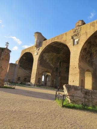 Basilica de Majencio