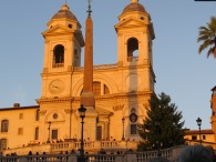Chiesa della Trinitá dei Monti