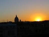 Piazza di Spagna - Chiesa della Trinitá dei Monti
